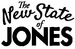 Jones Chamber of Commerce - The New State of Jones Logo