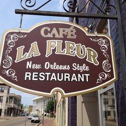 Cafe Le Fleur