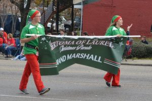 Fun events this fall in Jones County at the Christmas Parade and more!