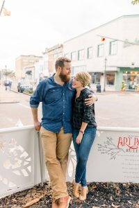 HGTV Home Town Stars Ben and Erin Napier | Discover Laurel MS