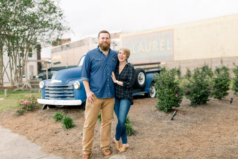 HGTV Home Town Laurel MS | Ben and Erin Napier