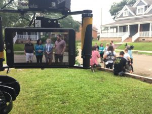 HGTV's Home Town filmed in Laurel MS