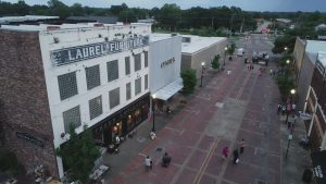 Wine Down Downtown | Things to Do in Laurel this Spring