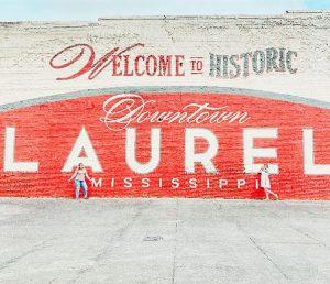 Plan a girls getaway to Laurel, MS!