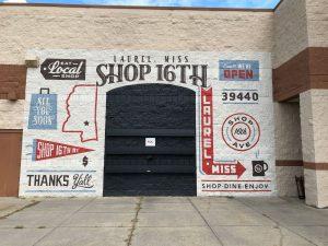 Shopping in Laurel, Mississippi