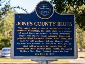 Mississippi Blues Trail | Historic Places to visit in Jones County