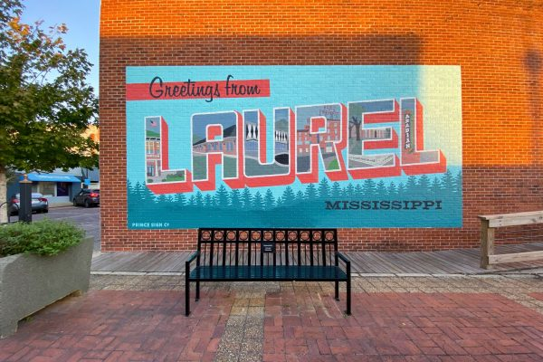Where to Snap a Photo in Laurel MS